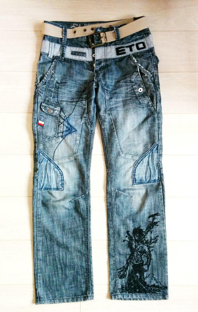 ETO Trousers upgrade
