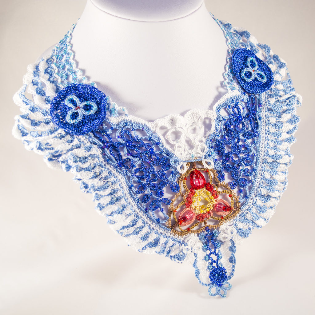 Viking Valkirie Wings necklace