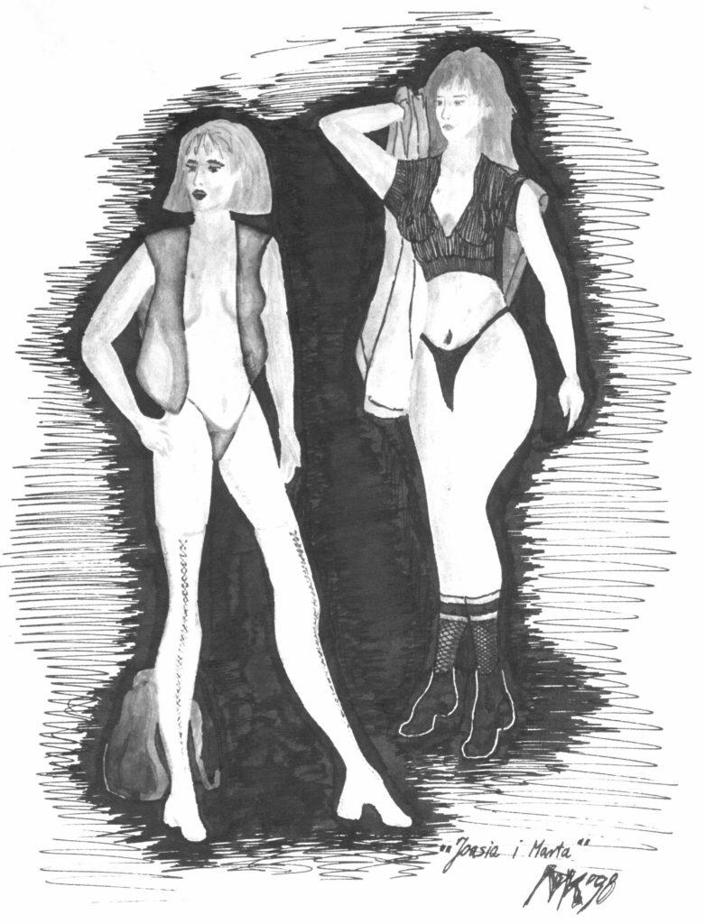 Joasia & Marta